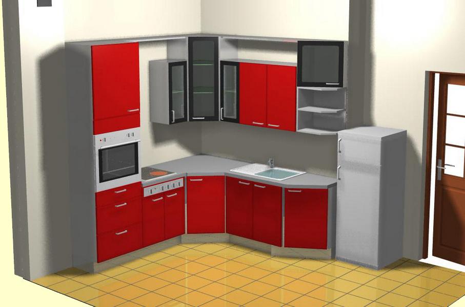 Каталог мебели - индивидуальные проекты кухонь.